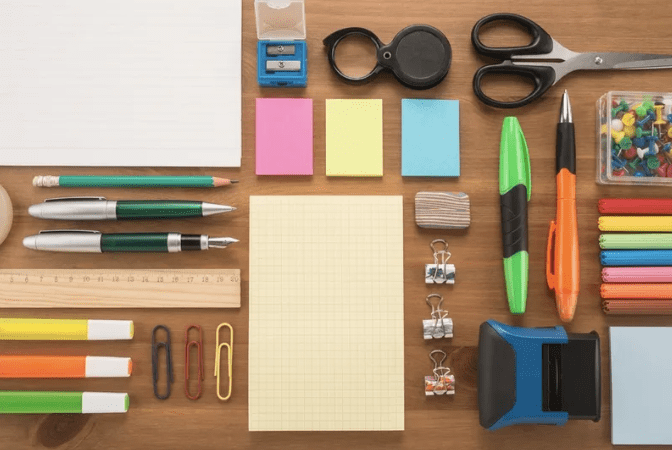 Office Supplies Processing